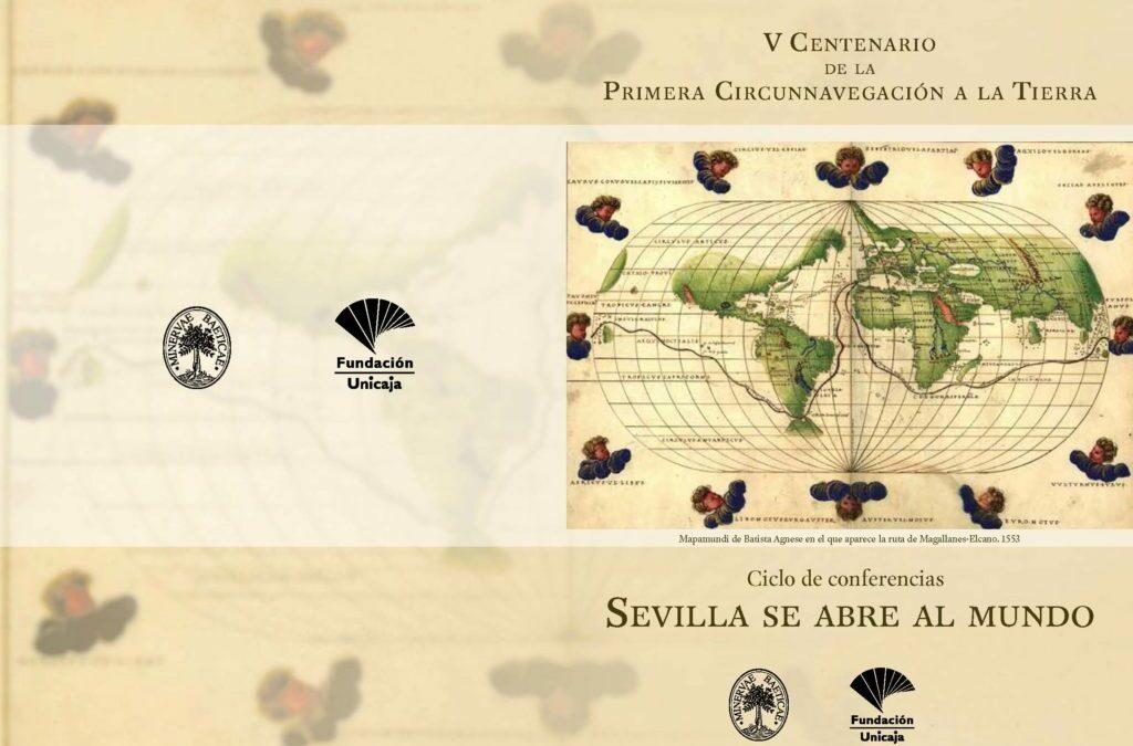 Ciclo de conferencias: «Sevilla se abre al mundo»