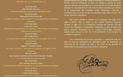 Ciclo de conferencias: La Edad del Ingenio. En tiempos de Mohedano