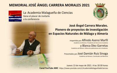 Memorial José Ángel Carrera Morales 2021